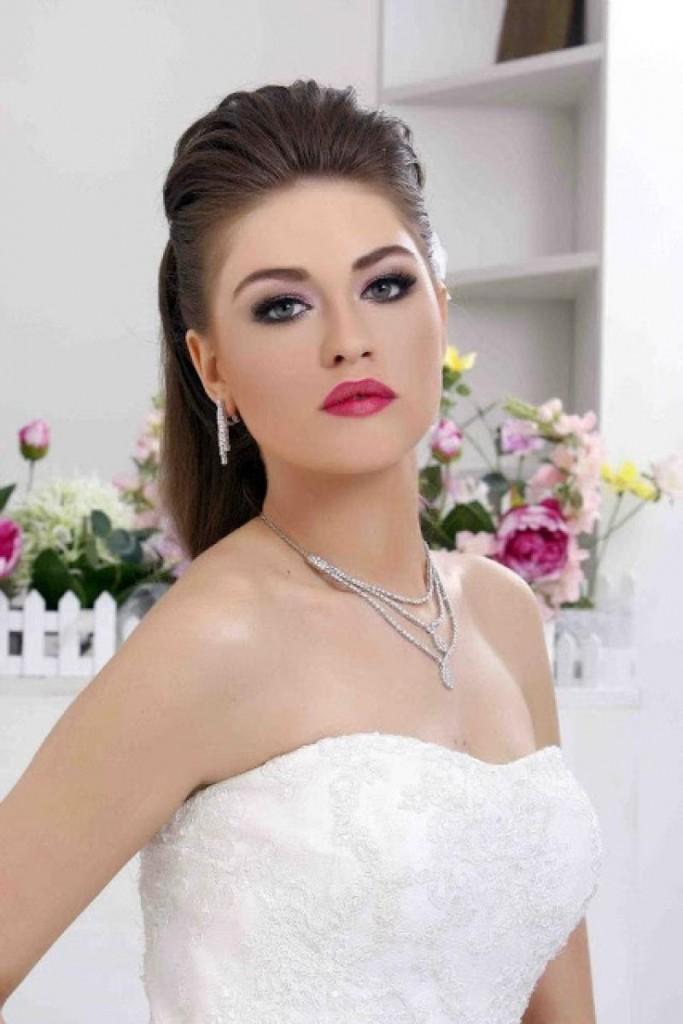 المجوهرات المثالية لاطلالة العروس (2)