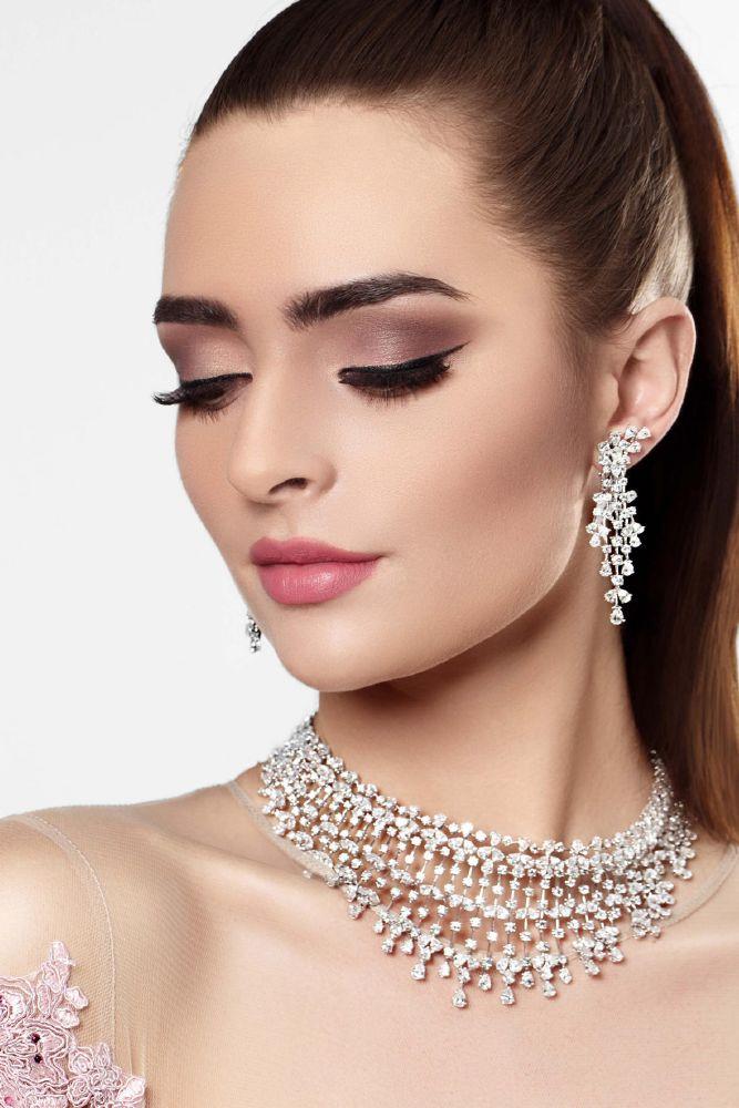 المجوهرات المثالية لاطلالة العروس (3)