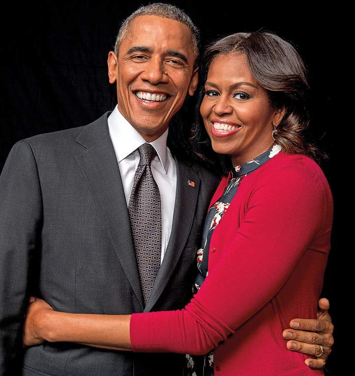 باراك وميشيل أوباما (2)