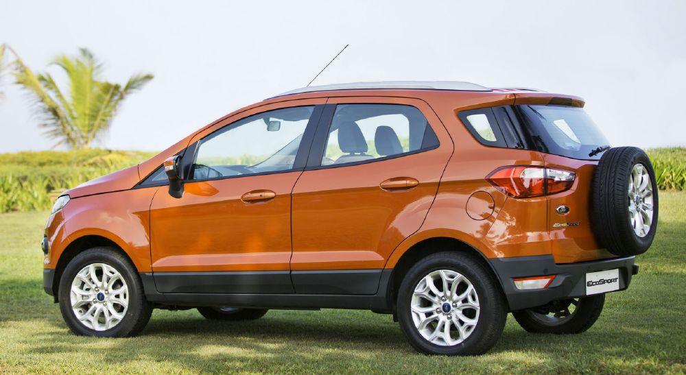 سيارة رياضية EcoSport (1)