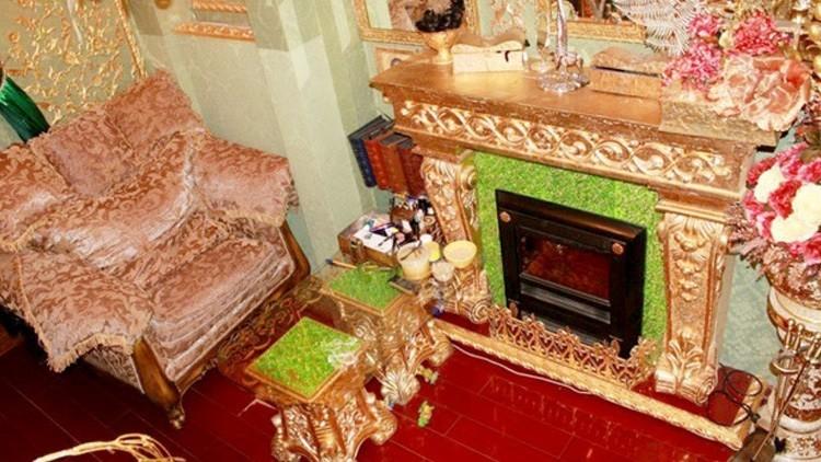 شقة مطلية بالذهب (7)