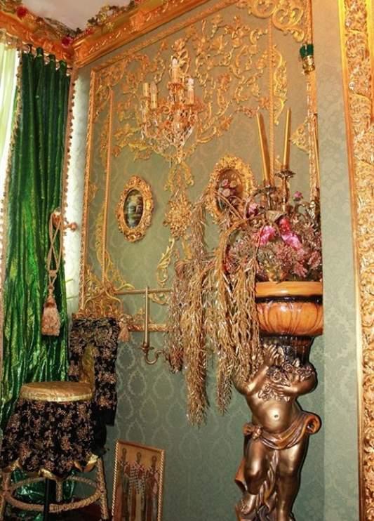 شقة مطلية بالذهب (9)