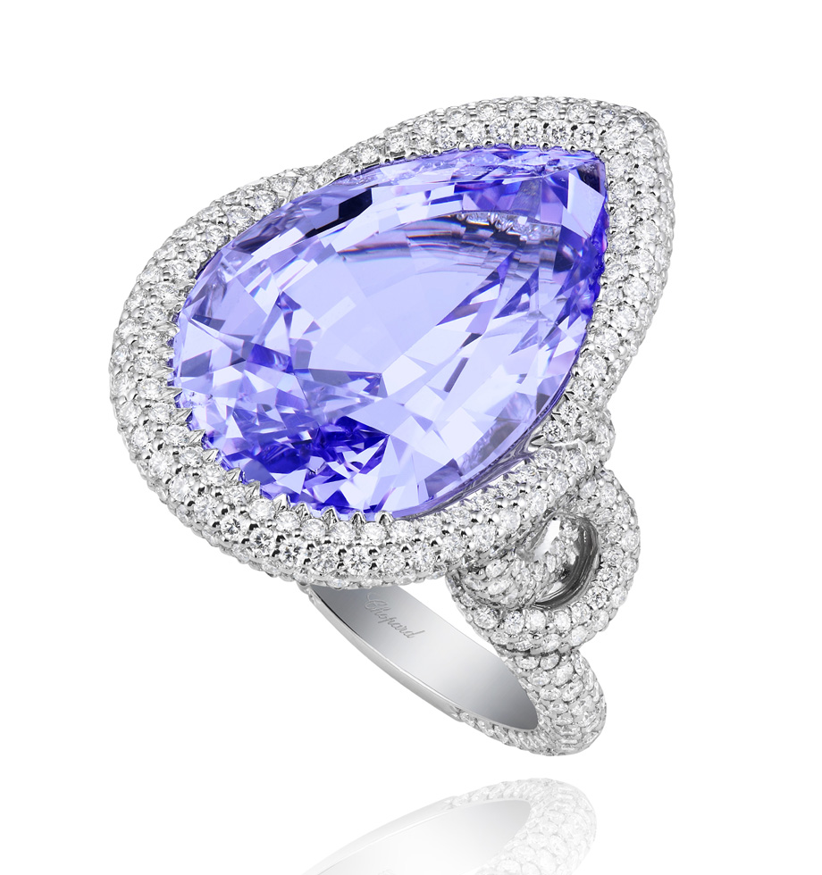 829239-1001 Spinel Ring from the Red Carpet Collection 2013