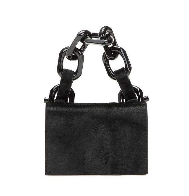 Calvin-Klein-Collection-Calf-Hair-Chain-Bag-850