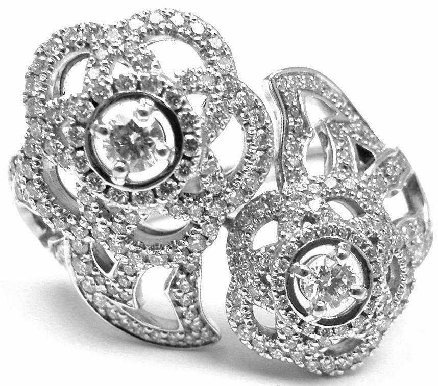 Chanel Diamond Ring