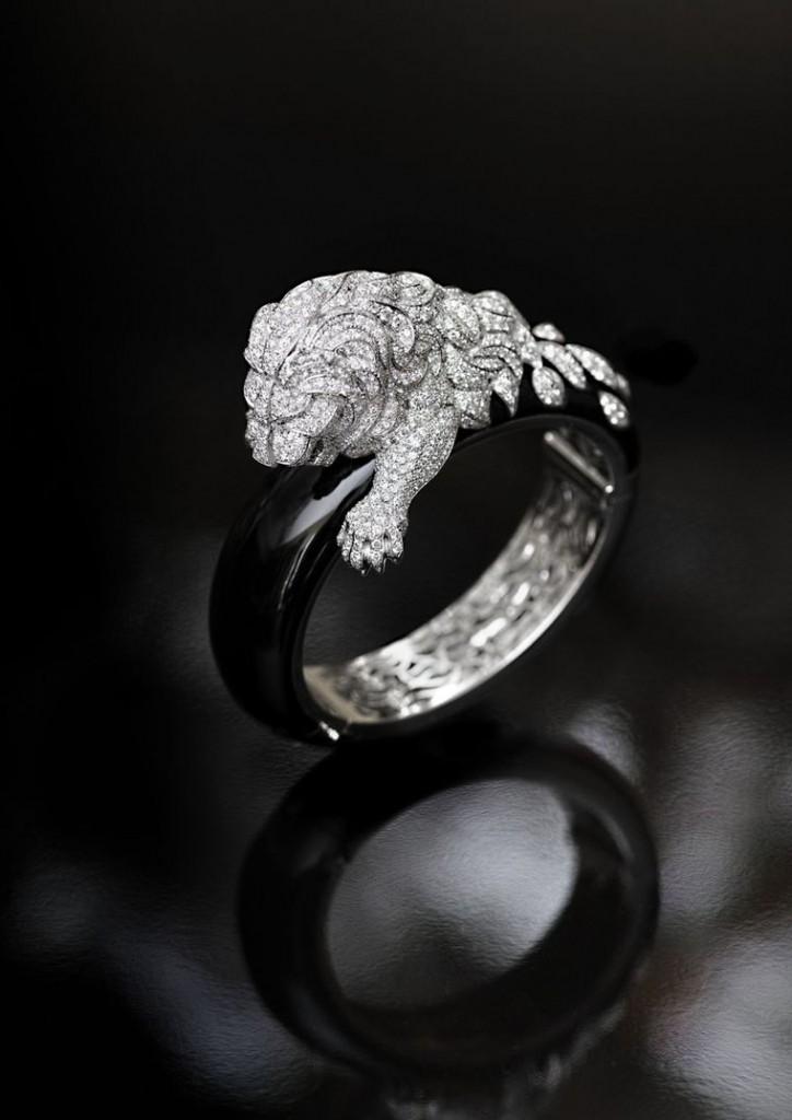 Chanel Lions Bracelet