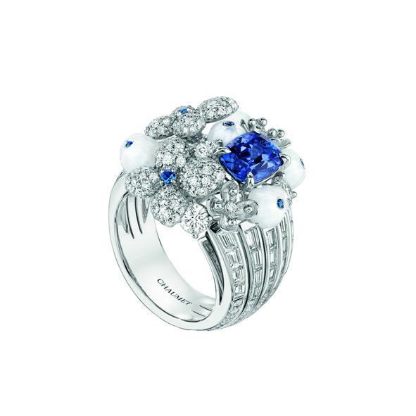 Chaumet - Hortensia Voie Lactee - High Jewellery - Ring (2)