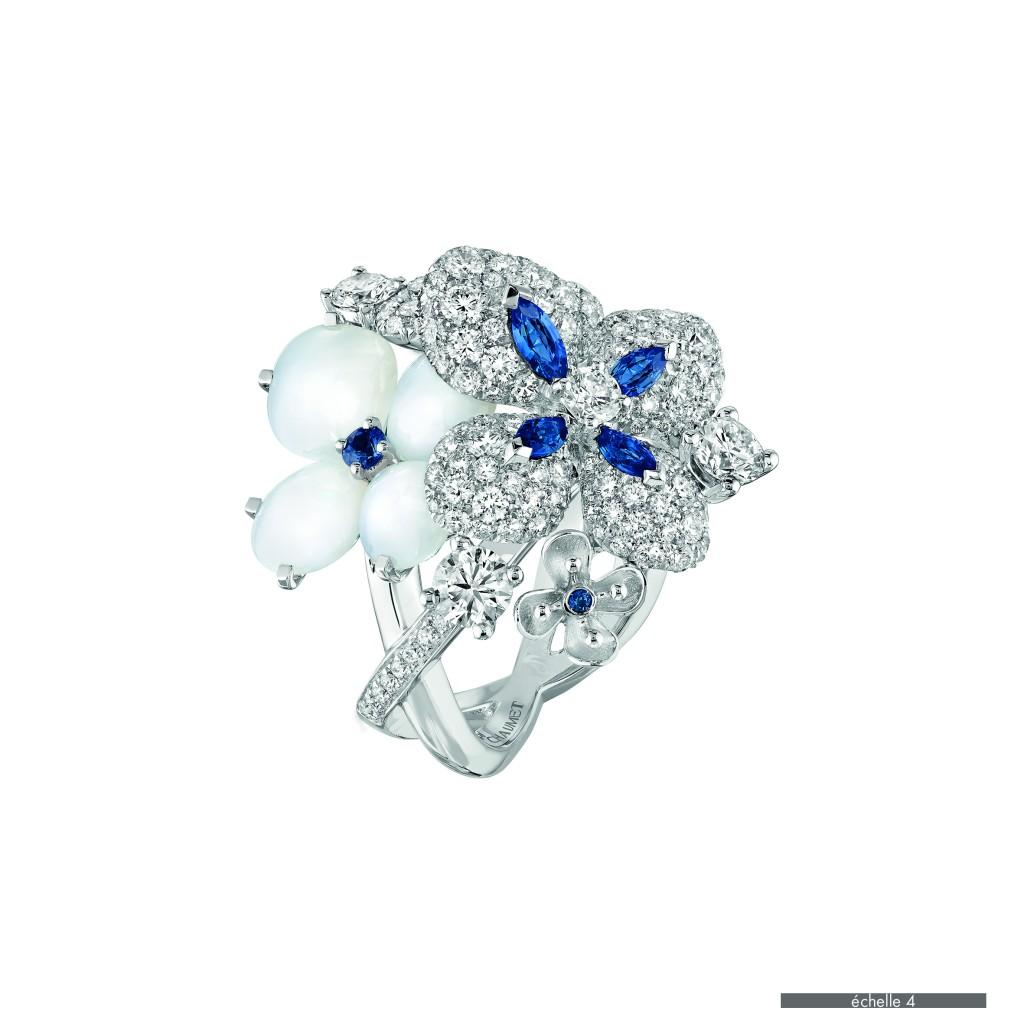 Chaumet - Hortensia Voie Lactee - Ring