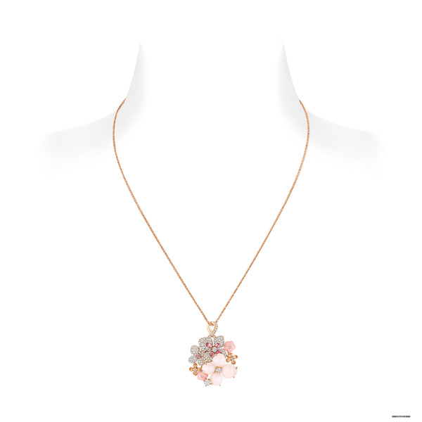 Chaumet Launches New Hortensia Pieces (2)
