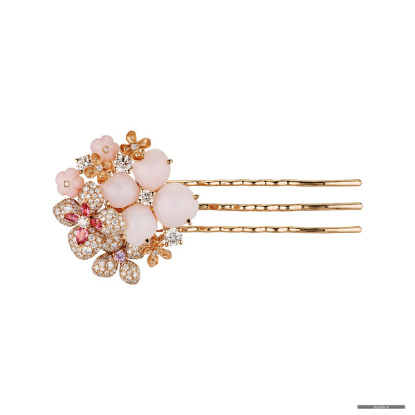 Chaumet Launches New Hortensia Pieces (3)