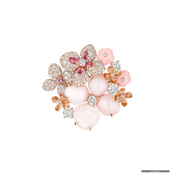 Chaumet Launches New Hortensia Pieces (4)