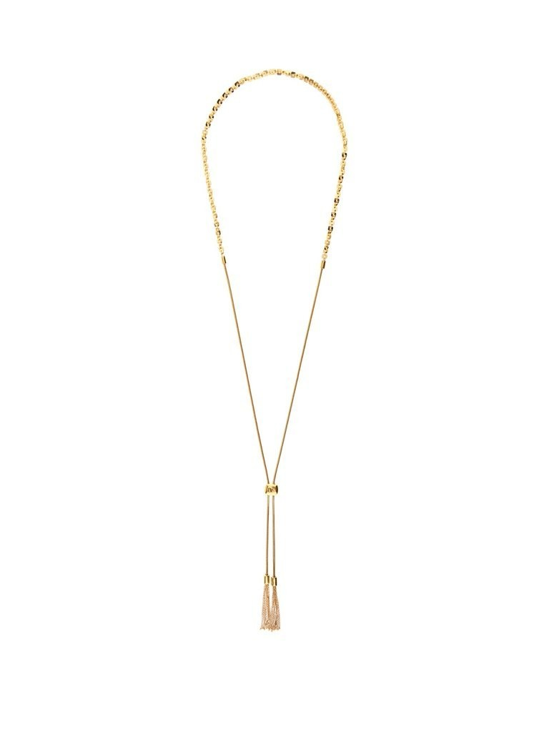 Diane-von-Fürstenberg-Tassel-Gold-Plated-Necklace-100
