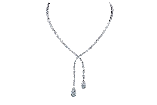 Forevermark Crossover Necklace