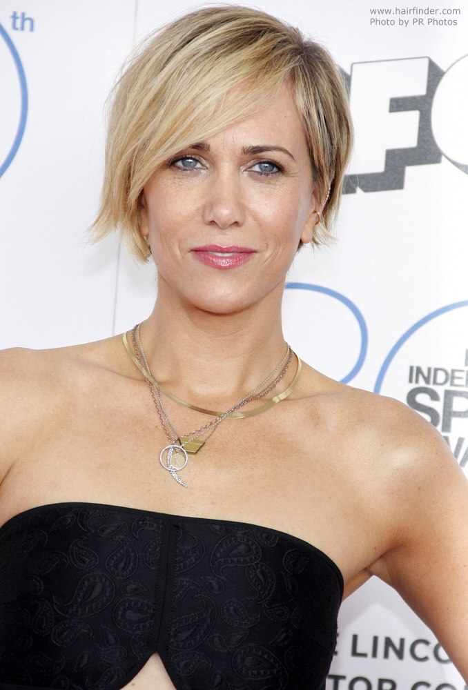 Jeniffer Fisher Jewelry - Kristen Wiig - 2015 Film Independent Spirit Awards