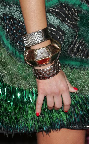 Jessica Alba Bangle Bracelet1
