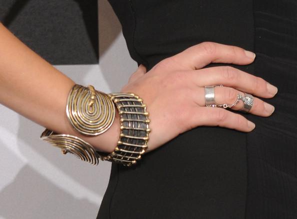 Jessica Alba Cuff Bracelet1