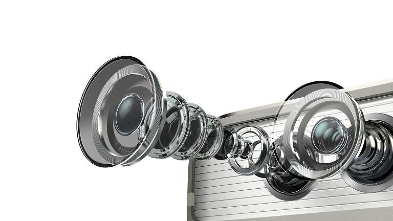 P9 - Dual-Camera Smartphone