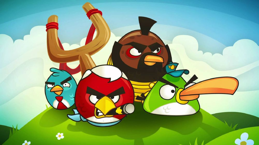 The Angry Birds (1)