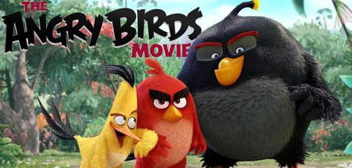 The Angry Birds (2)