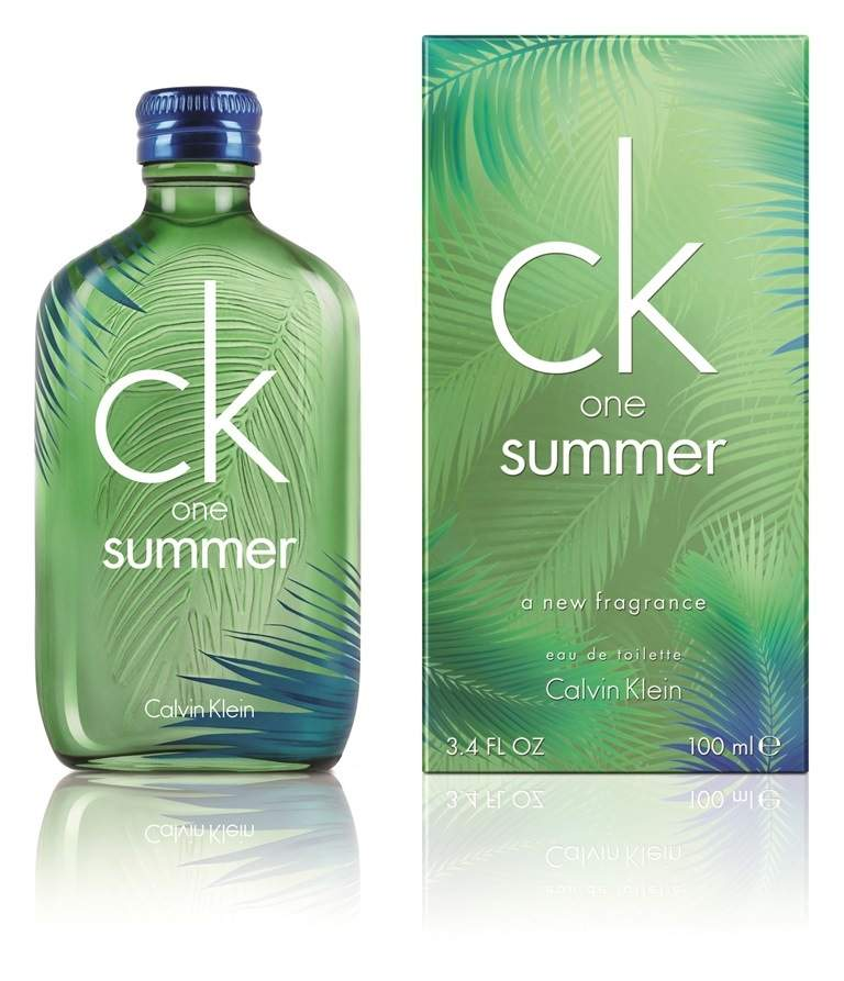 ck one summer 2016 - 100ML - AED205 - with packaging