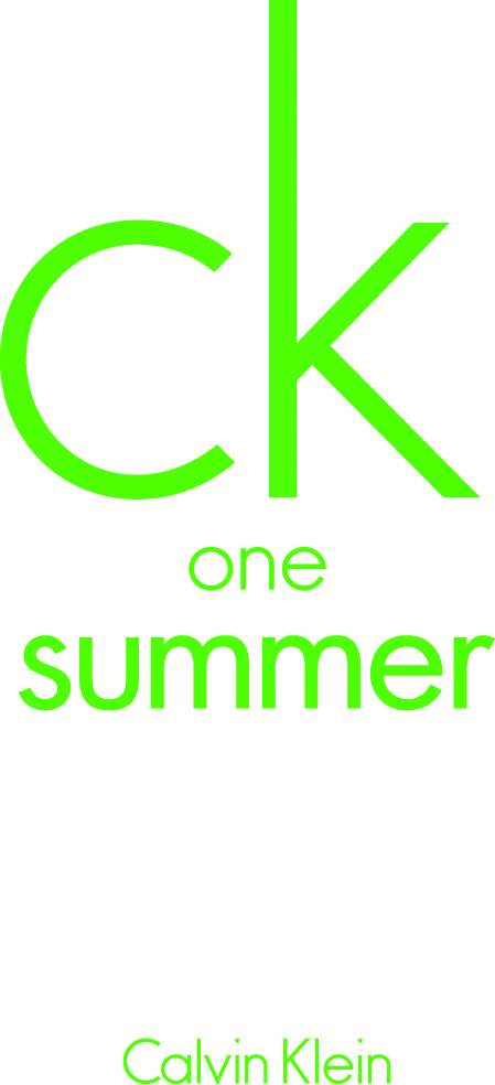 ck one summer 2016 - logo