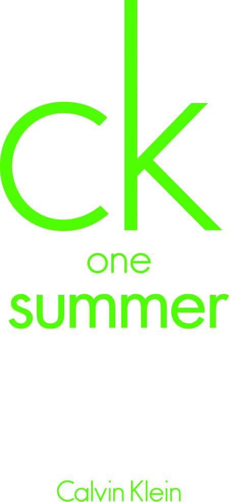 ck one summer 2016 - logo