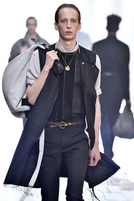 LanvinParis Menswear Spring Summer 2016 June 2015