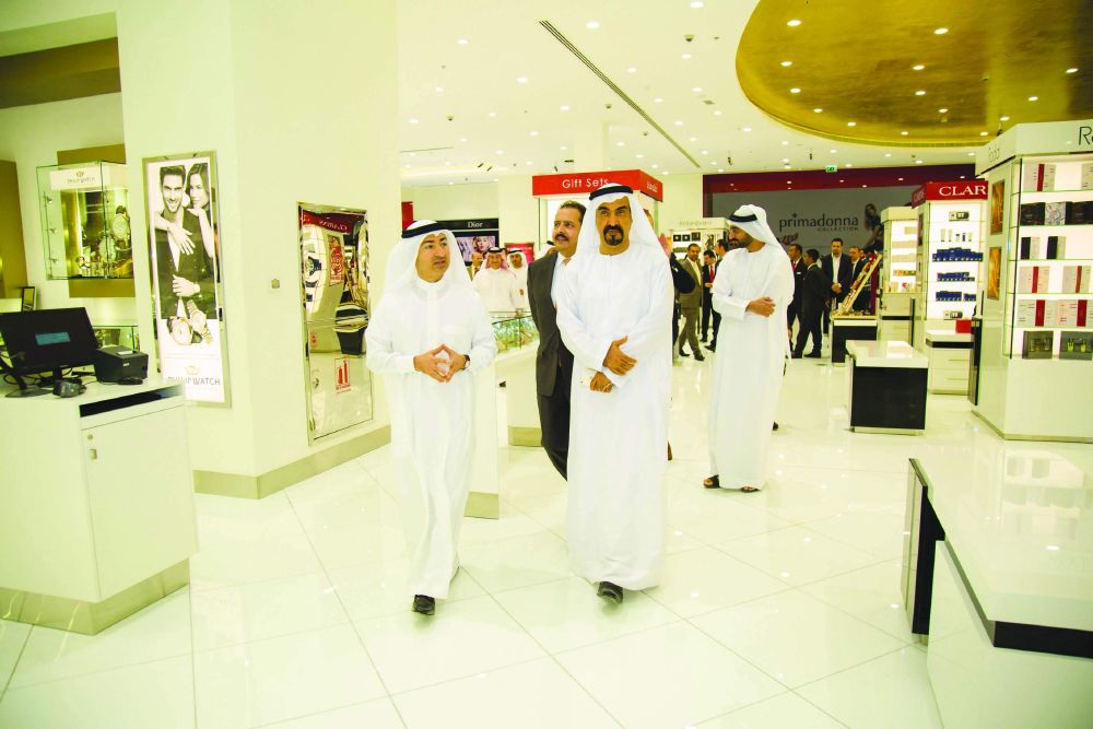 resized_CEO of Paris Gallery & Chairman of Nakheel @ Paris Gallery Ibn Battuta Mall
