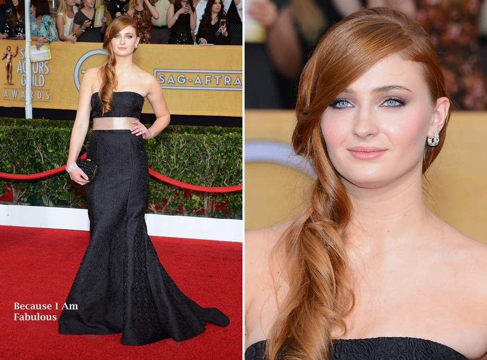 resized_David Morris Jewelry - Sophie Turner -2014SAG Awards