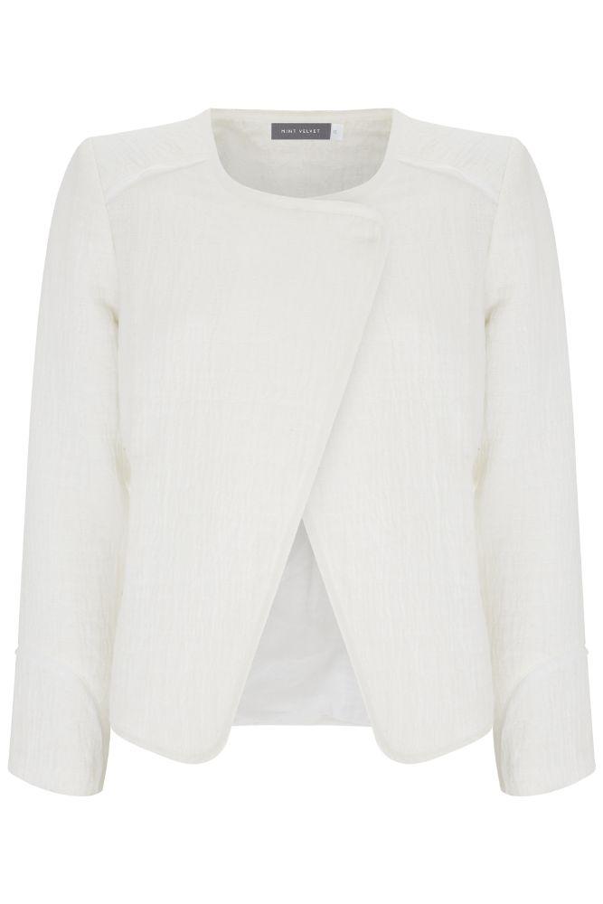 resized_Mint Velvet Soft Stitch Detail Jacket_£109