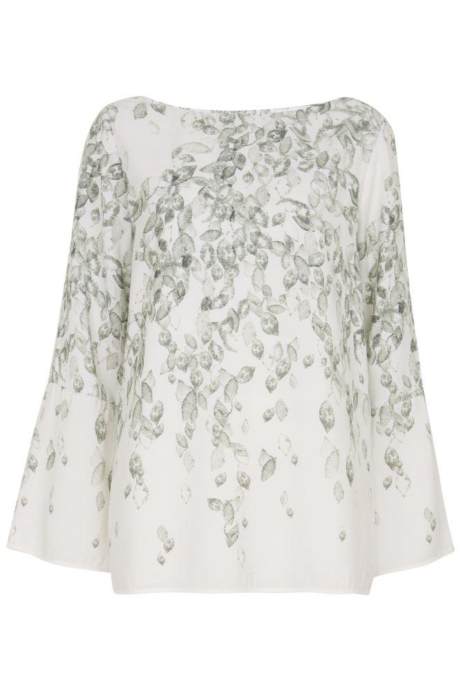 resized_Mint Velvet_Maia Print flare sleeve top_£69
