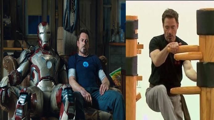 حقائق لا تعرفها عن شخصية Iron man (2)