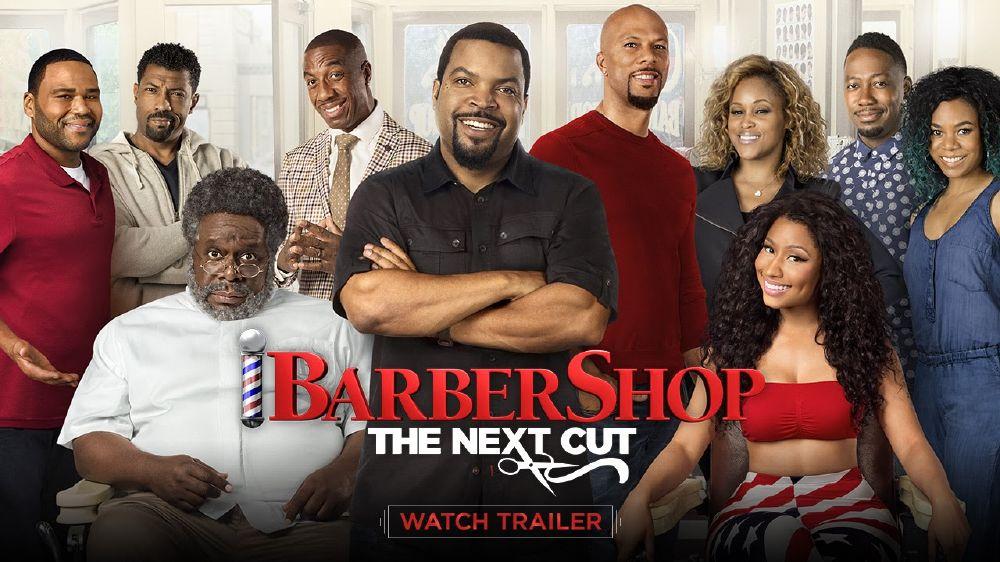 فيلم Barbershop The Next Cut