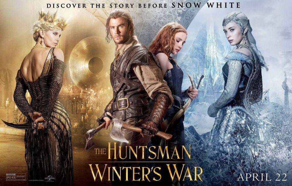 فيلم The Huntsman Winter's War