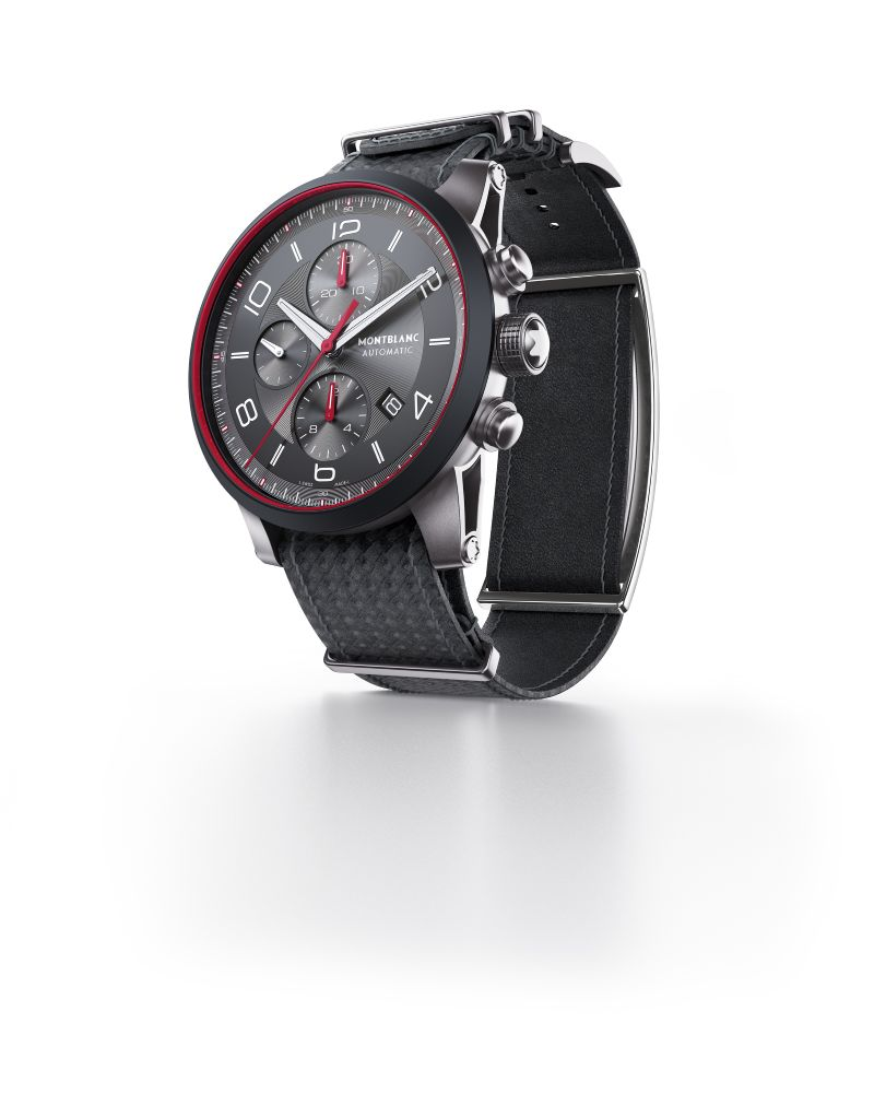 resized_541243 - Montblanc TimeWalker Urban Speed e-Strap - Front