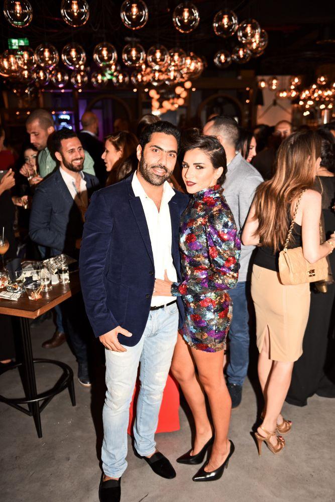 resized_Bassel Komaty & Maryam Yehia