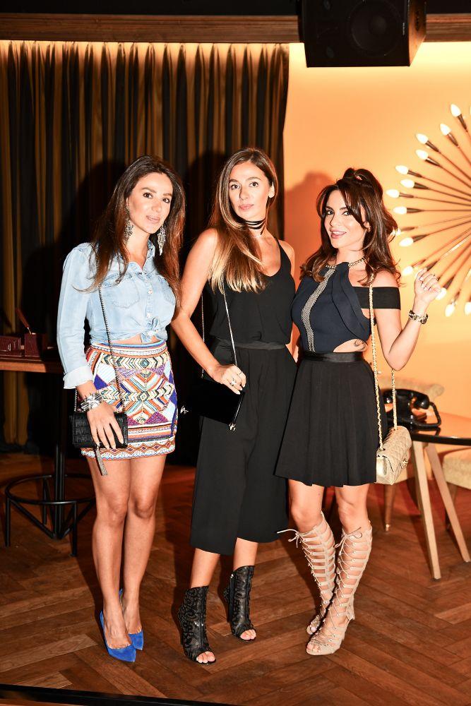 resized_Darine, Laila, Sawsan Haber