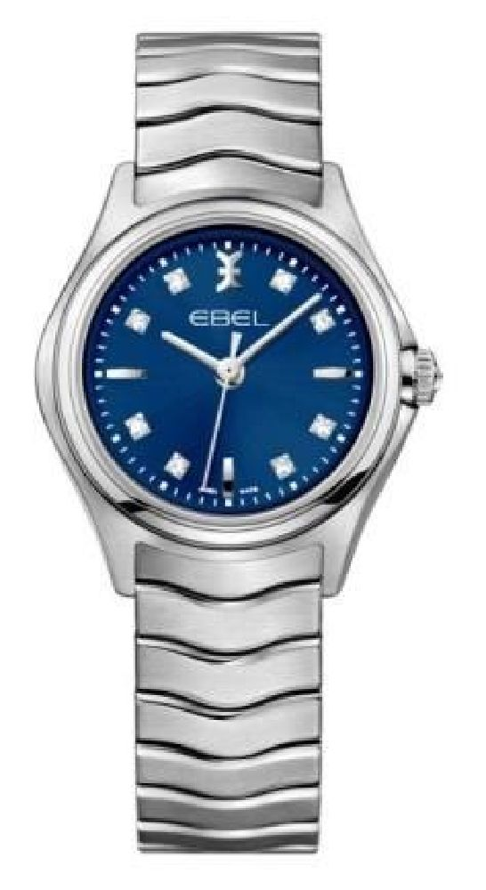resized_EBEL Wave Lady Blue 1216315