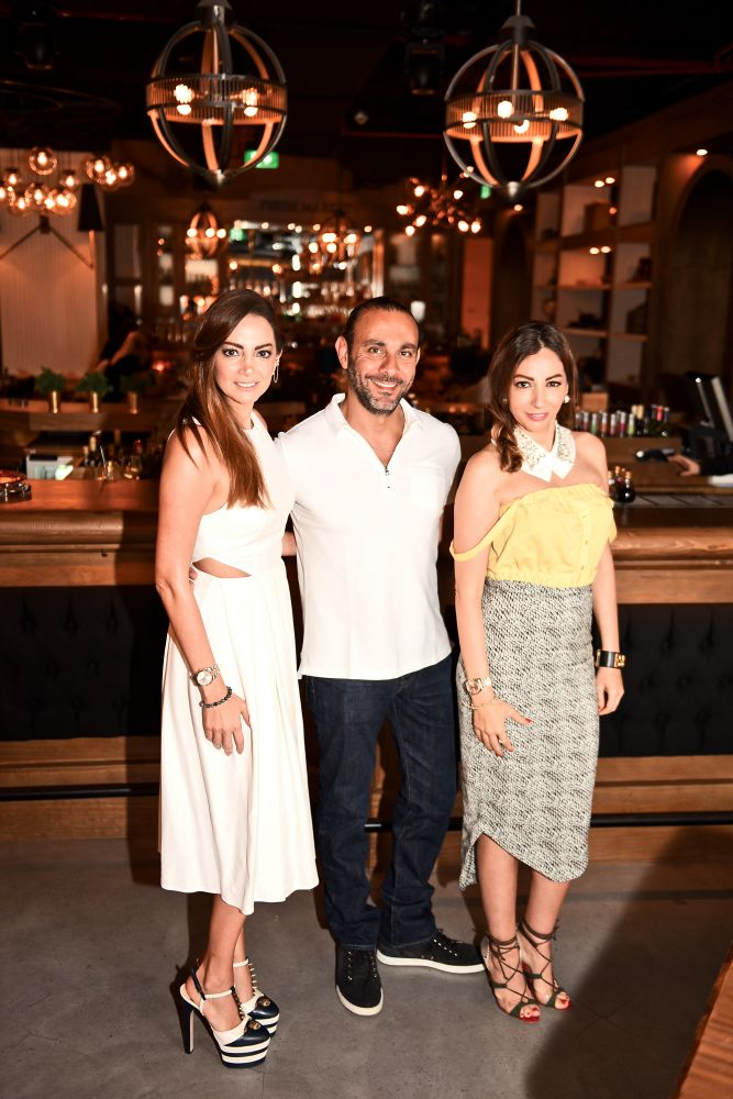 resized_Fady Karim, Larissa, Nadine