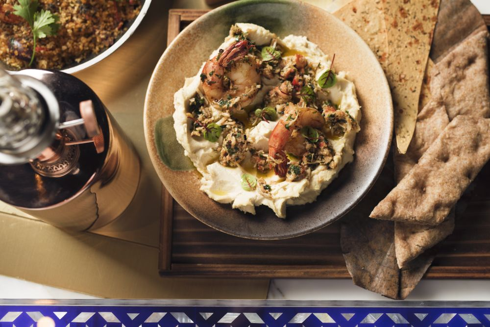 resized_Hummus Crustacean and Crispy Pita,