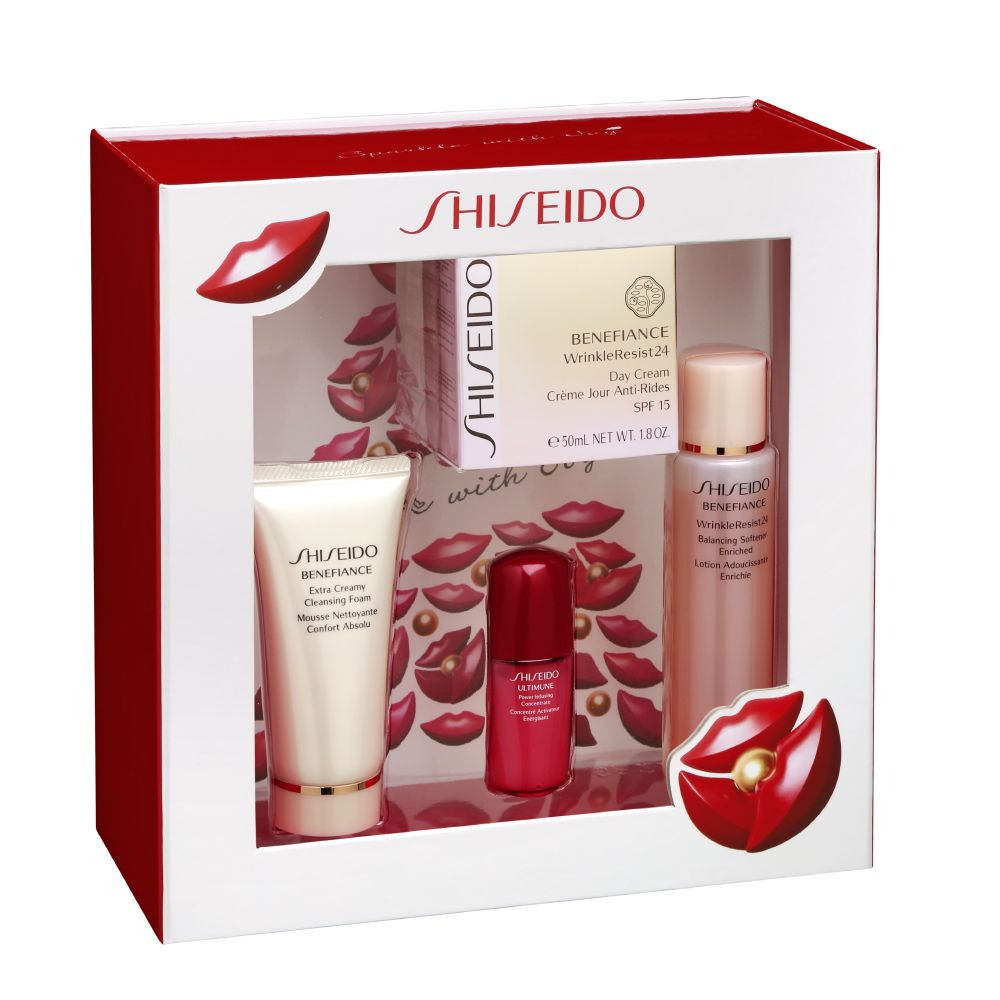 resized_Shiseido Benefiance Wrinkleresist24 gift set (AED397)