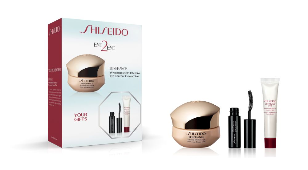 resized_Shiseido Eye2Eye Benefiance WrinkleResist24 Starter Kit (AED221)
