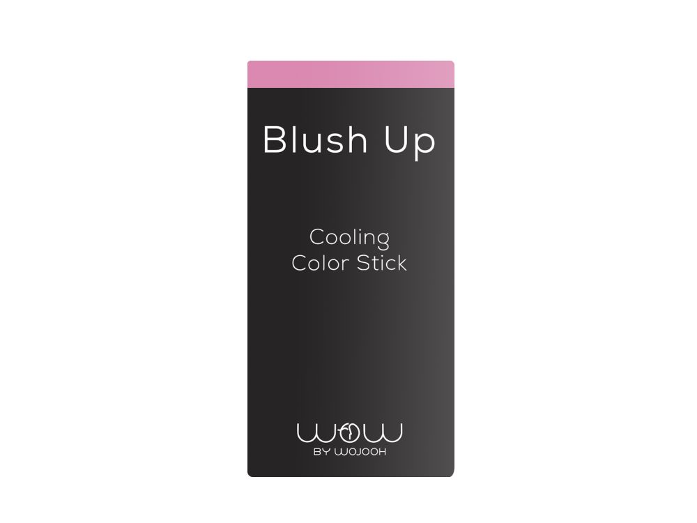 resized_Wow by Wojooh - Blush Up Cooling Color Stick - Strawberry Sorbet box - SAR65-AED65-QAR65-BHD6,70-LBP29,150