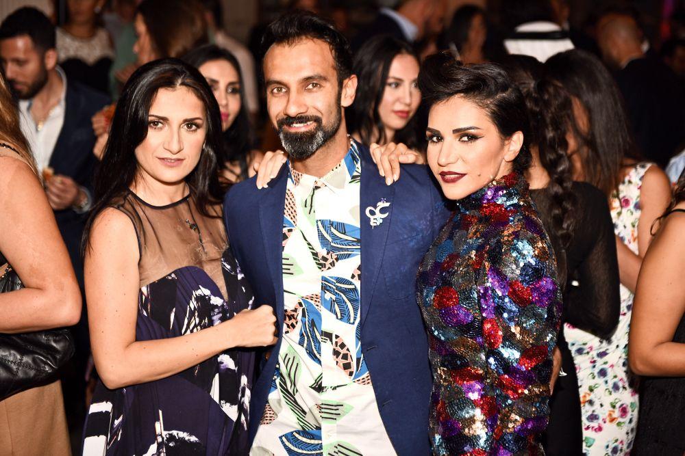 resized_Yasmine Yehia, Khalid Shaffar & Mariam Yehia