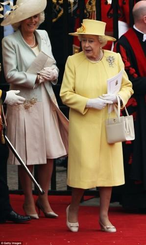 حقيبة ملكة بريطانيا (1)
