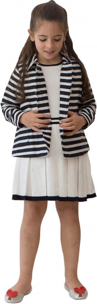 CH Dress & Coat - Mini Melissa shoes