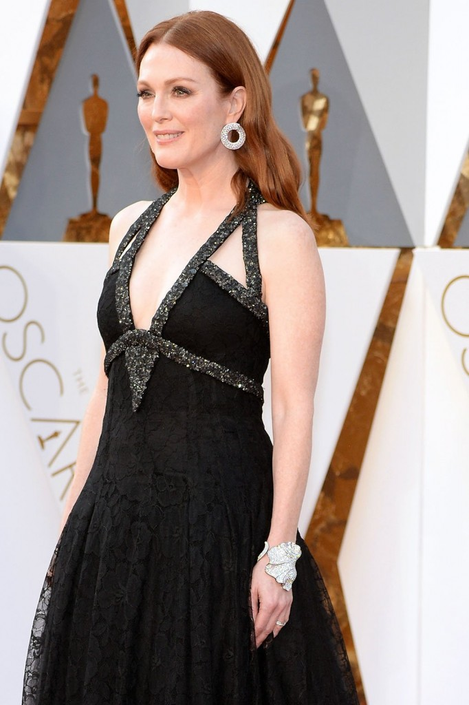 Chopard Jewelry - Julianne Moore