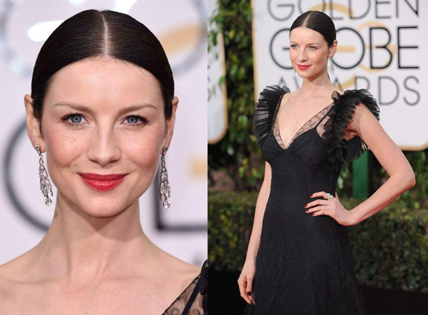 Fred Leighton Jewelry - Caitriona Balfe