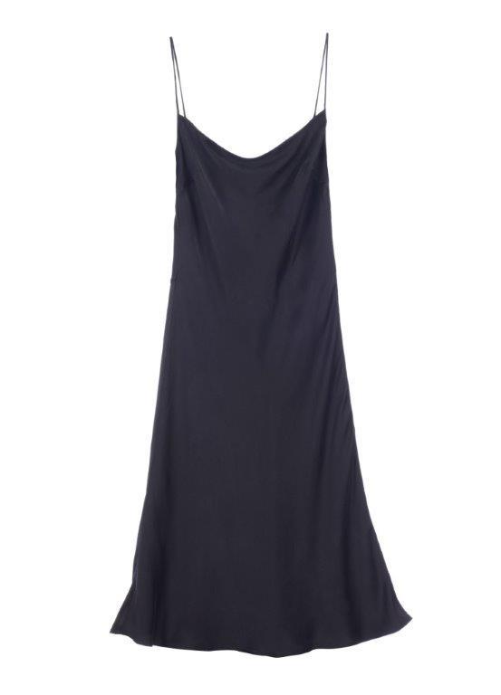 Jessa washed-silk dress, approx 1665 AED