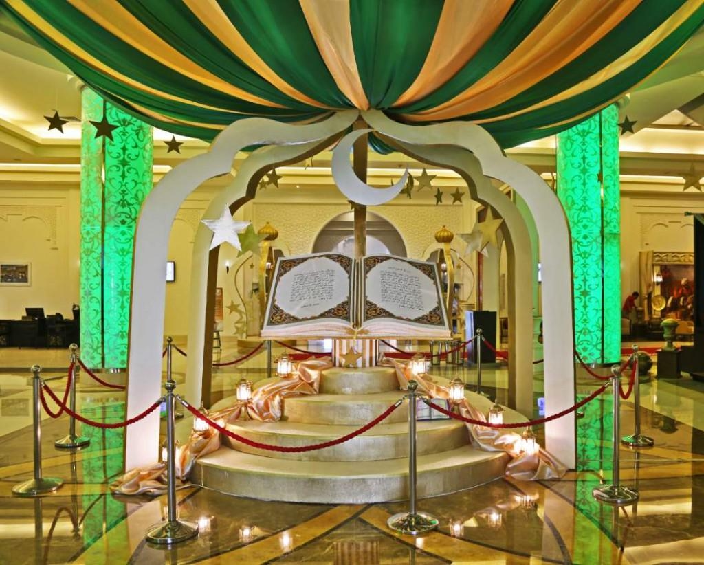 Ramadan at The Ajman Palace Hotel 01